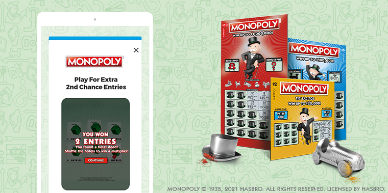 MONOPOLY 2nd Chance