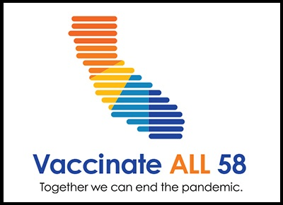 vaccinate all 58 logo