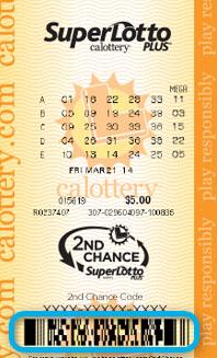 Superlotto Plus Numbers