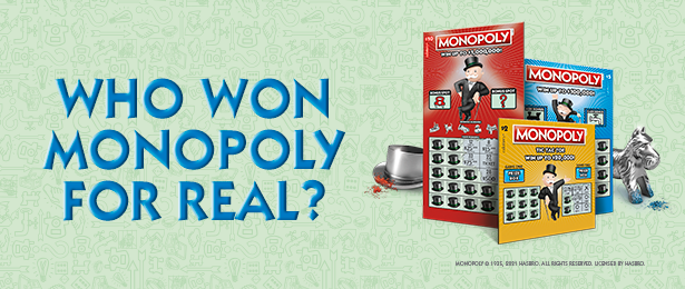 MONOPOLY 2nd Chance Promo Ended