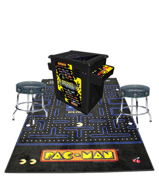 PAC-MAN Cocktail Arcade
