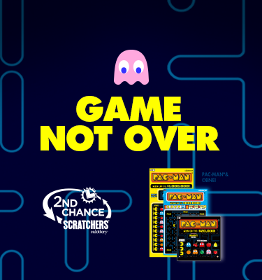 PAC-MAN 2nd Chance Launch