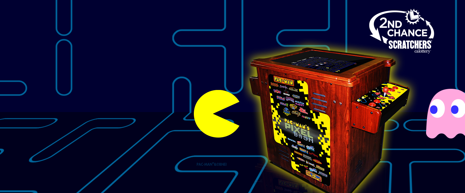 PAC-MAN 2nd Chance Image