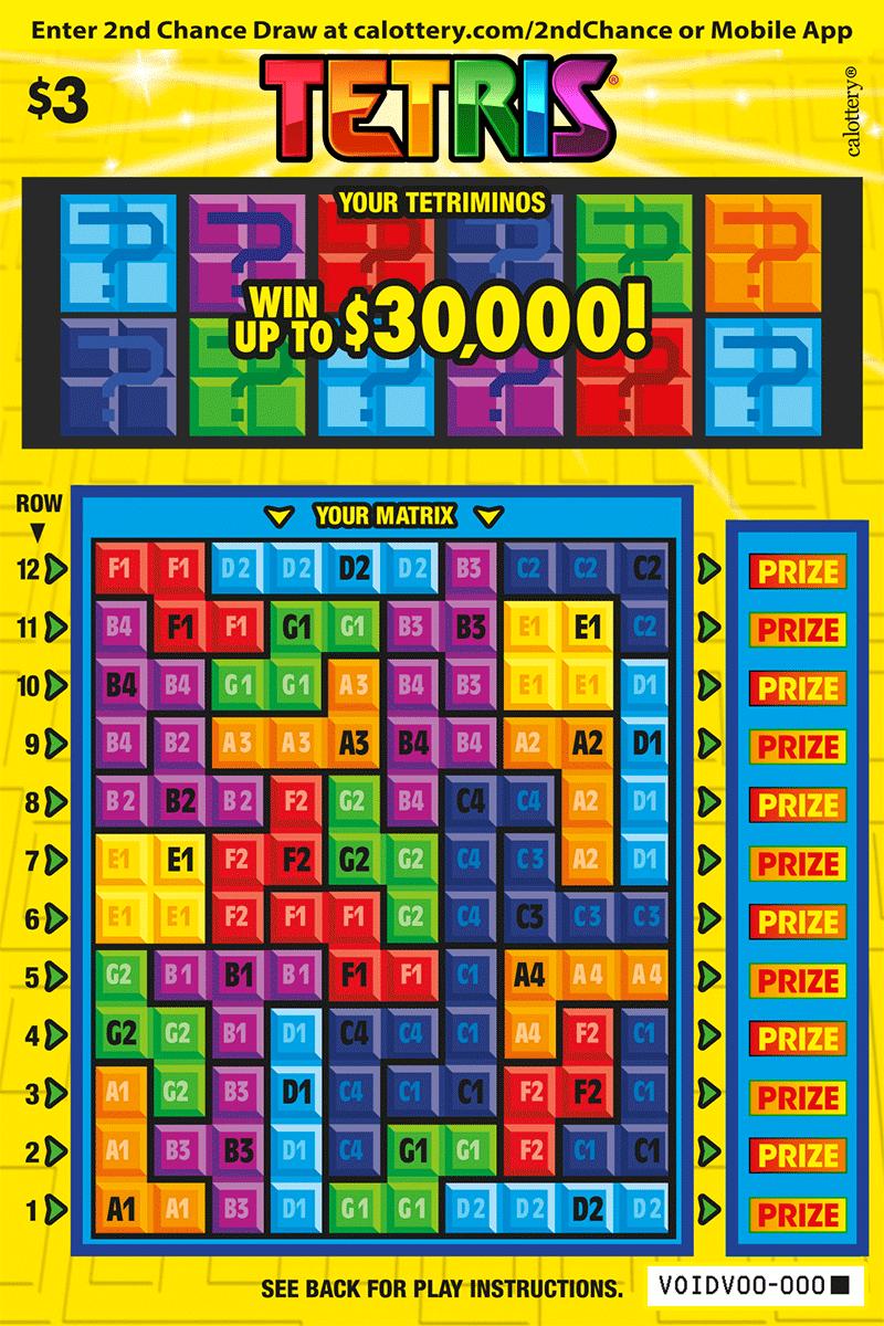 1483 $3 Tetris