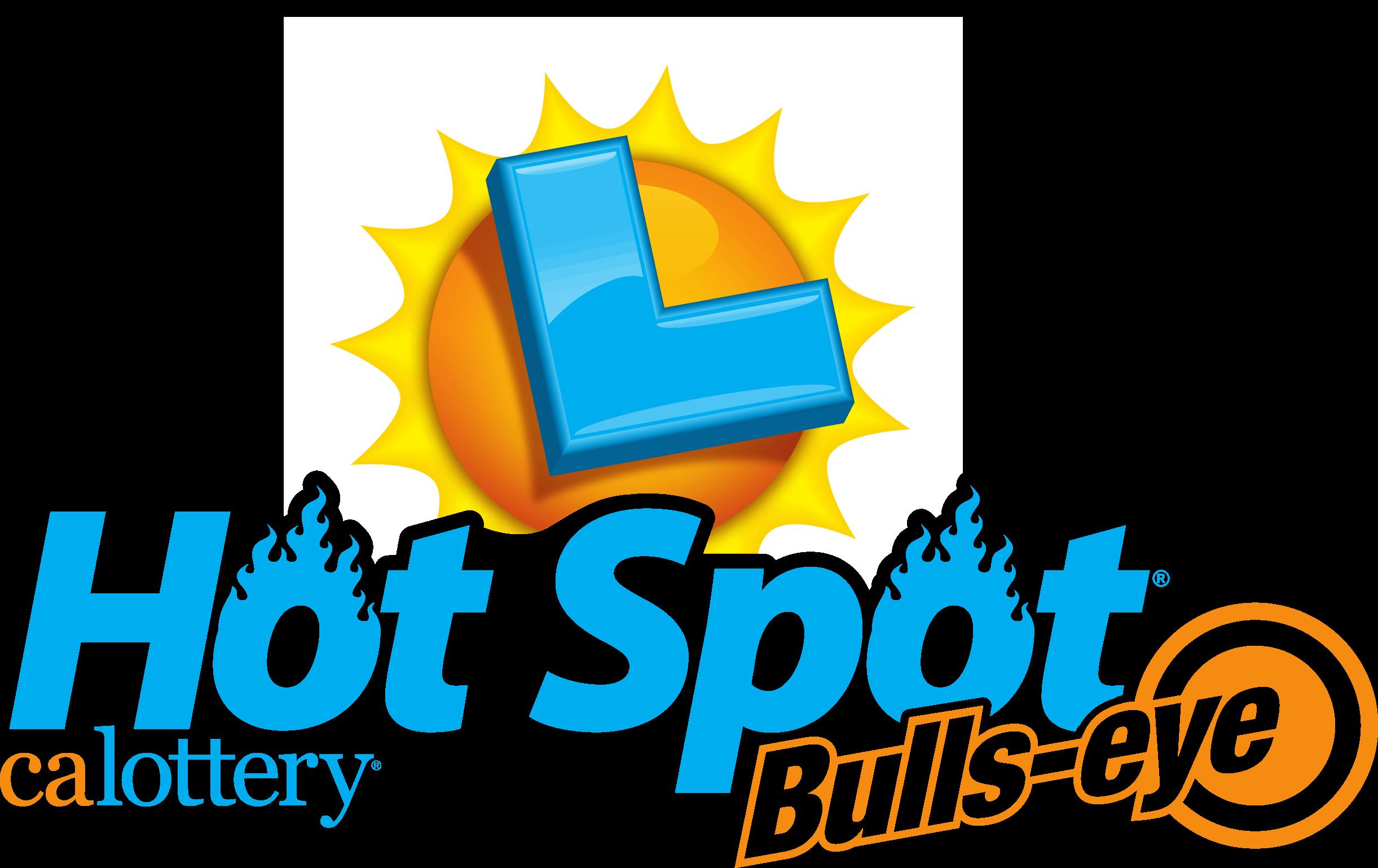Hot Spot Bulls-eye, calottery